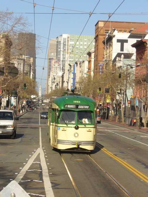 SF Streetcar 1