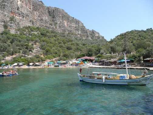 The Turquoise Coast