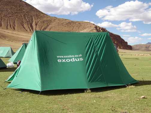 Exodus Tent