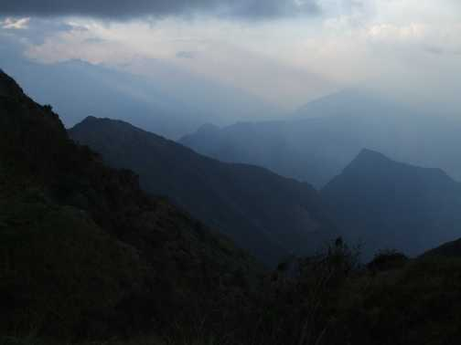 Deepest Darkest Peru