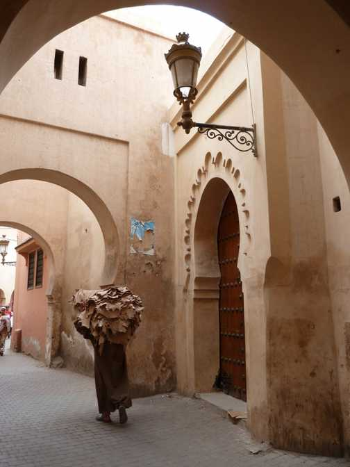 Marrakesh street 2