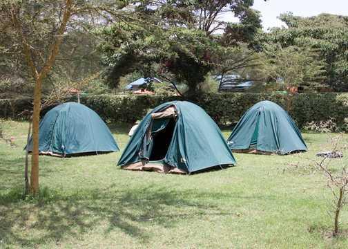 Camp Site, Lake Naivahsa