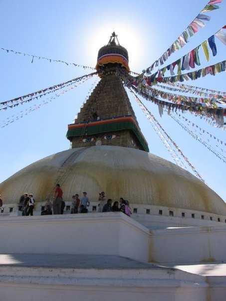 nepal temple