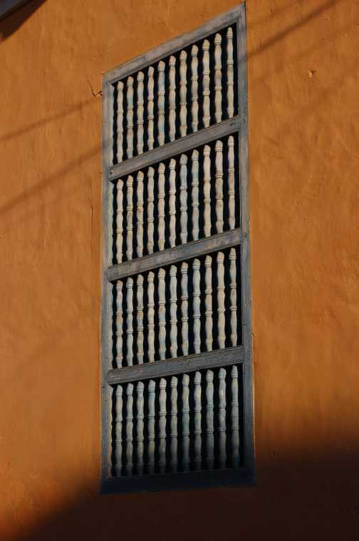 Window Trinidad