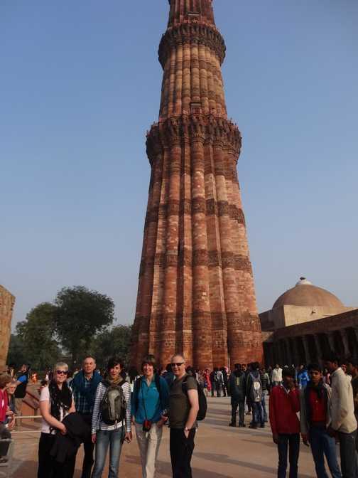Outub Minor - Delhi