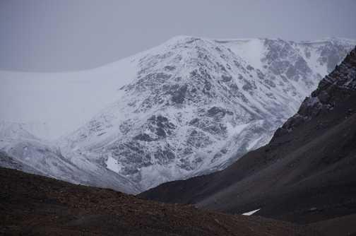The Lingti valley