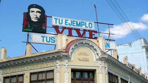 Some more Che iconography