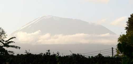 Mount Kilamanjaro