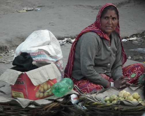 roadside seller jaipur