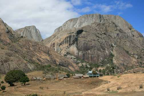 Andringitra region