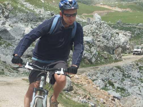 More downhill fun!