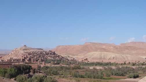 Kasbah Ait Benhaddou