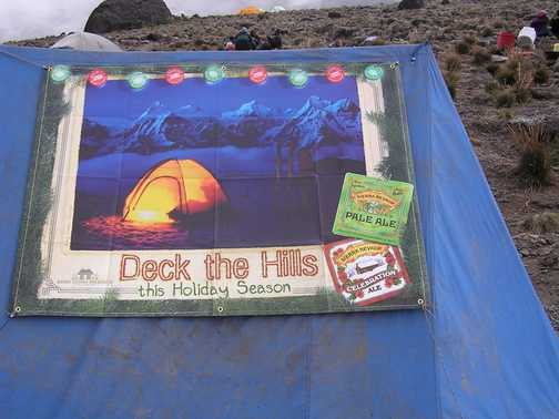 Deck the hills