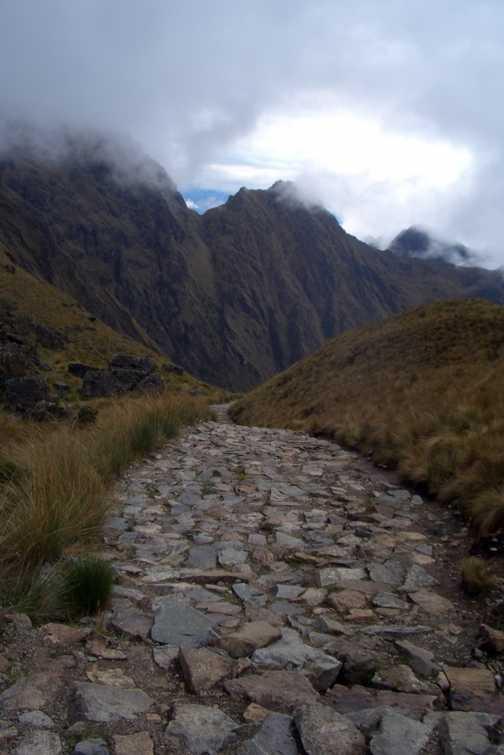 The Path to Machu Picchu
