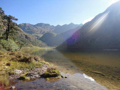 LAKE JIMI LANG TSCHO (3880M)