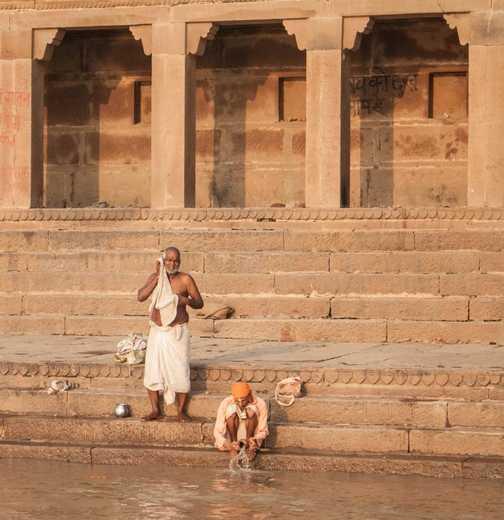 Boat boy, Varanasi
