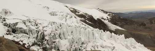 Cayambe Glacier
