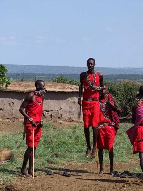 Masai mates