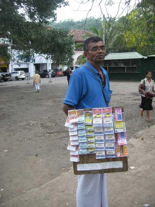 """Euro Million seller """"Made in Sri Lanka"""""""