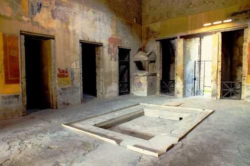 Pompeii House