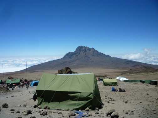 Kibo Camp