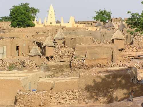 Dogon Architecture