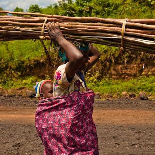 Rwanda farm