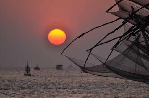 Chinese Fishing Nets, Cochin