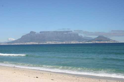 S Africa - Table Mountain