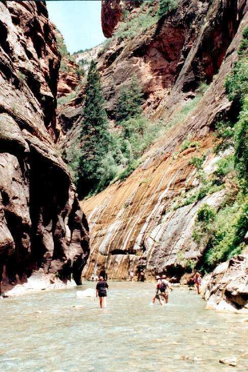 River Colorado off Lake Powell