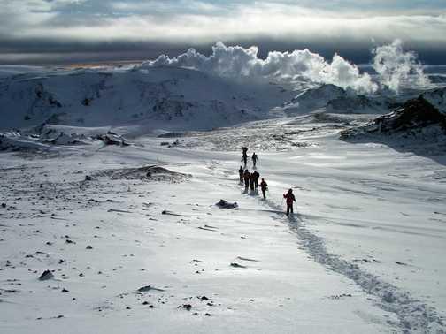 Beautiful Wilderness - Mt Hekla