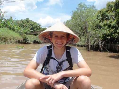 Enter the Mekong