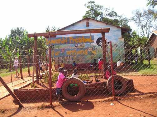 Buwenda school Uganda