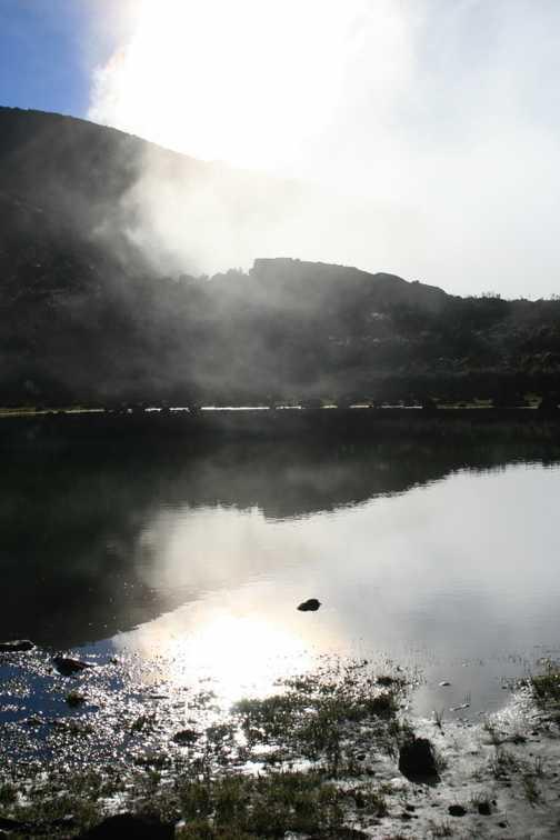 Mawenzi Lake