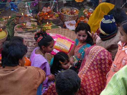 Diwali Festival, Kathmandu