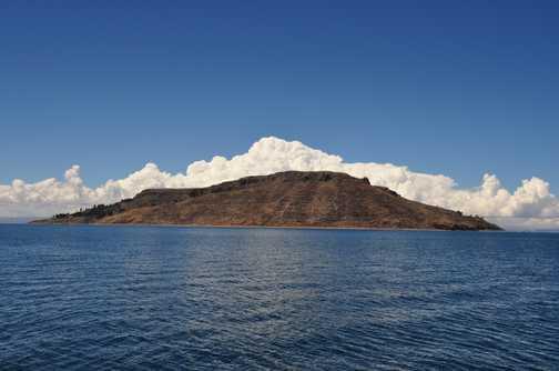 Amantani Island, Lake Titicaca