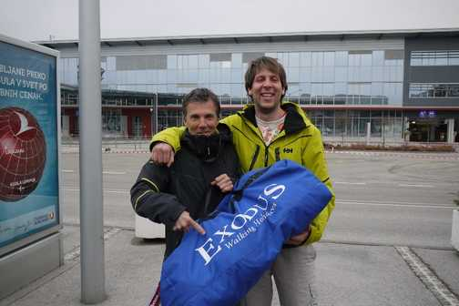 Our Slovenian guides
