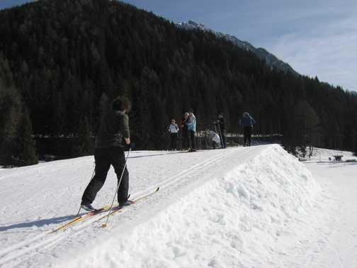 First Uphills