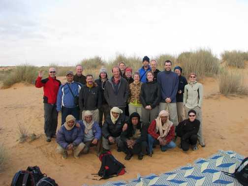 Group Photo - Oasis