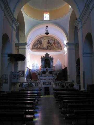 Galtelli Church