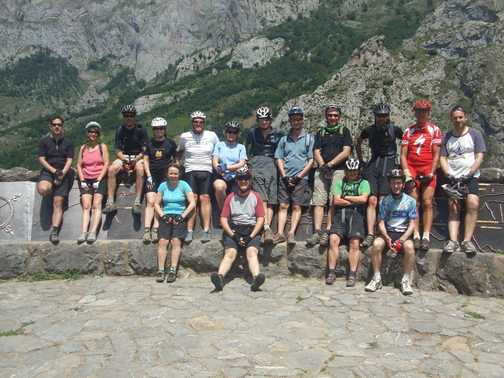 Our Fantastic group! (20th/27th June)