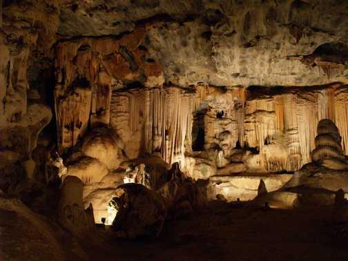 Cango Caverns