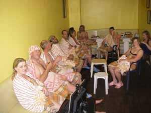 After Turkish Bath