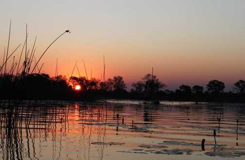 Sunset Mokoro
