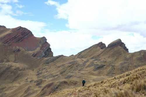 On the high plateau