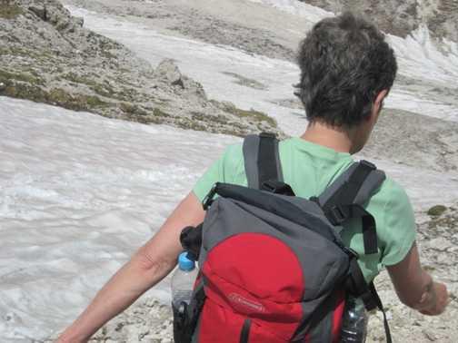 Seeking glaciers