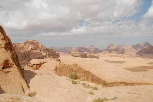 Views from Jebel Burdah