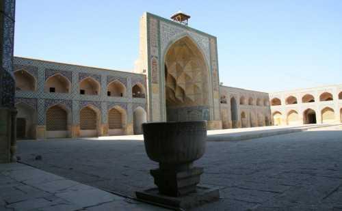 Lotfollah Mosque, Isfahan