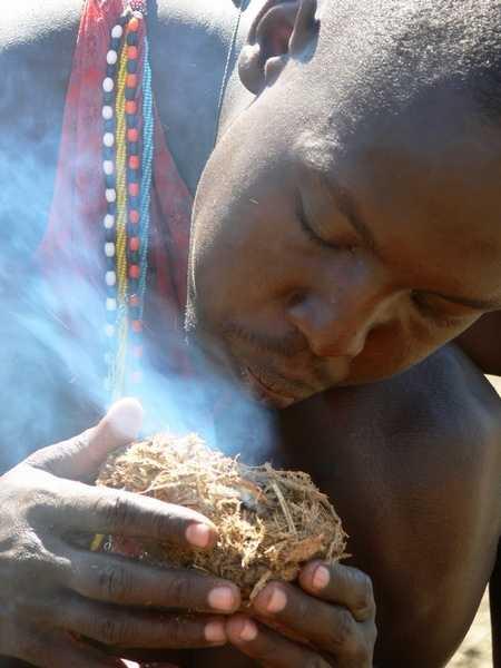 Masai Fire Starter