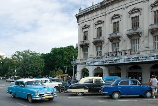 Walk on by - Havana